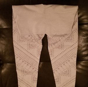 Tribal Print Aerie Chill Legging